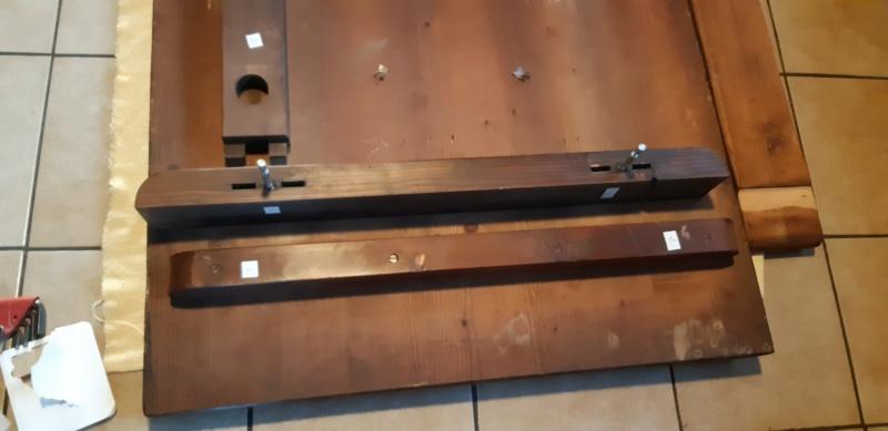 RÉPARATION TABLE ET CHAISES en bois... 20200123