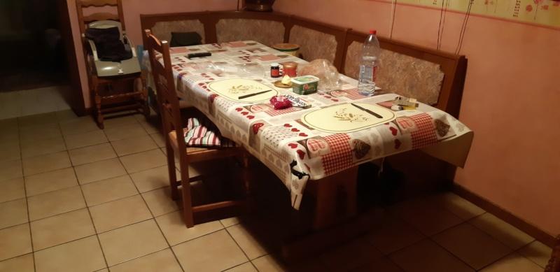 RÉPARATION TABLE ET CHAISES en bois... 20200124