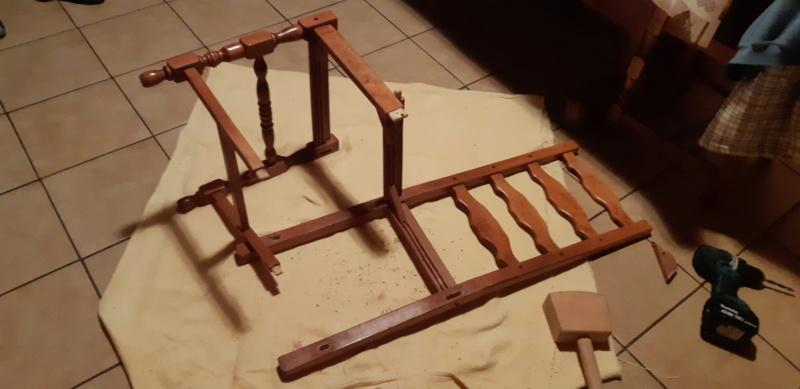 RÉPARATION TABLE ET CHAISES en bois... 20200125