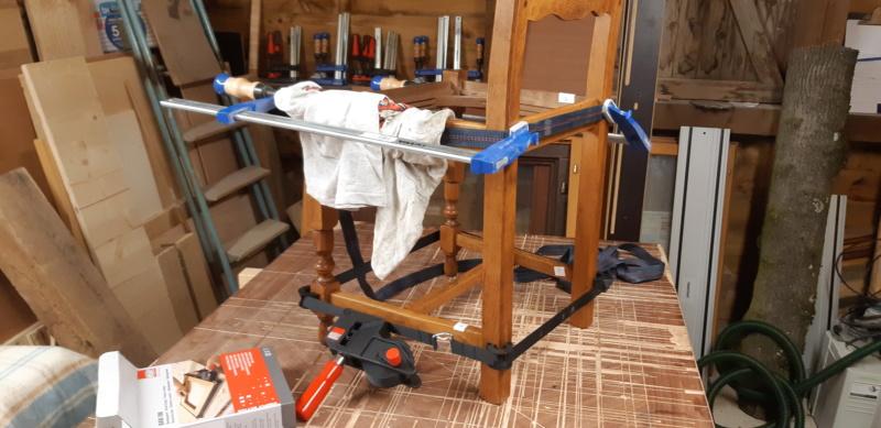 RÉPARATION TABLE ET CHAISES en bois... 20200130