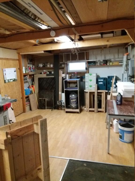 ré aménagement de mon atelier  20200153