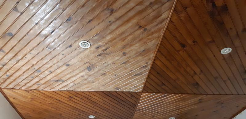 Quelle ponceuse pour poncer un plafond en bois ??? - Page 2 20200254