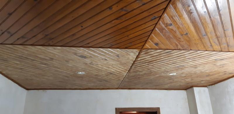 Quelle ponceuse pour poncer un plafond en bois ??? - Page 2 20200257
