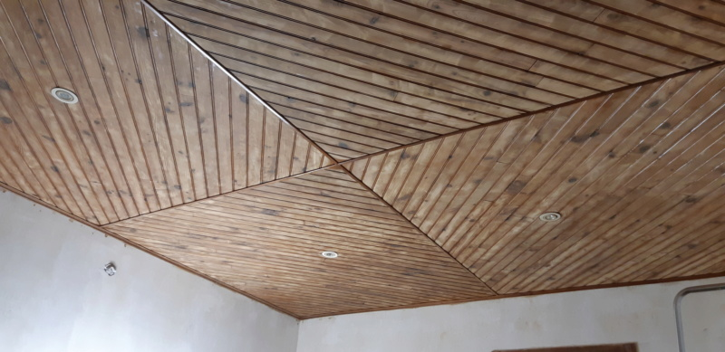 Quelle ponceuse pour poncer un plafond en bois ??? - Page 2 20200261