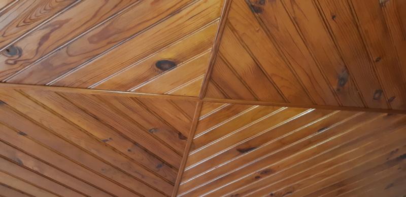 RENOVATION murs et plafond du SALON 20200274