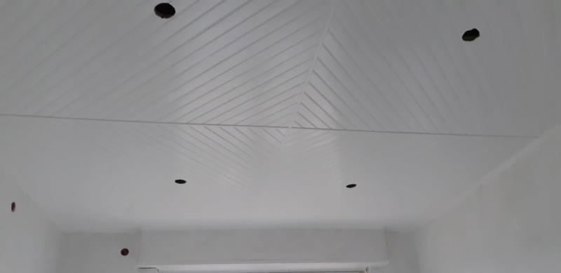 RENOVATION murs et plafond du SALON 20200312