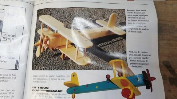 Pour m'envoyer en l'air, un bel oiseau biplan ! - Page 34 20200435