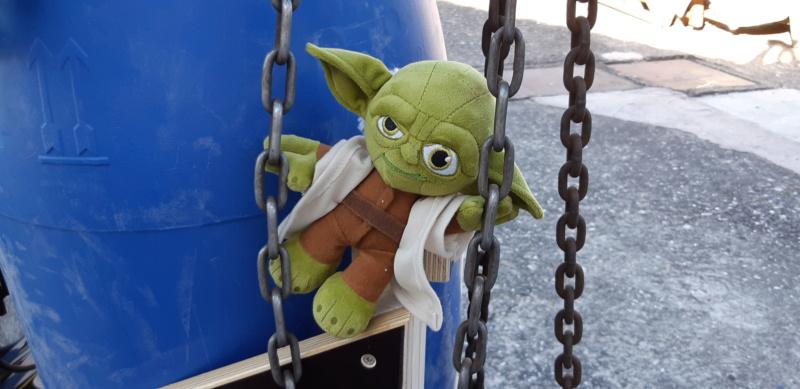 Les sacrées aventures de Lapinou,et de Maitre Yoda... - Page 2 20200863