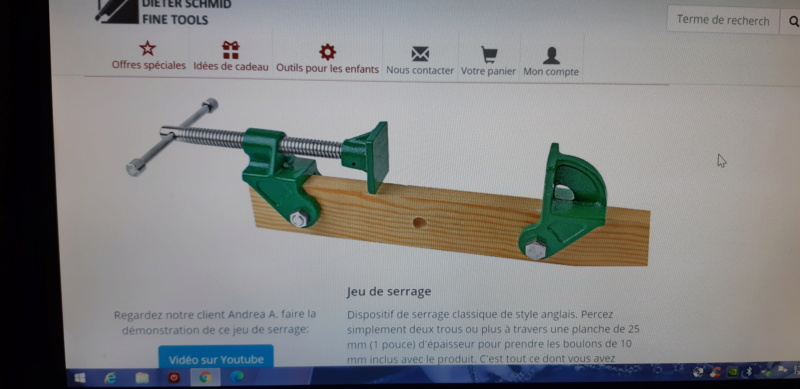 Serre joint Bessey - Page 3 20210115