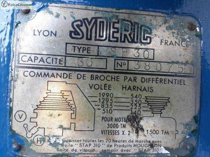 Perceuse à colonne Sydéric S20  / Démontage / Nettoyage / Remontage - Page 4 Ar493d10