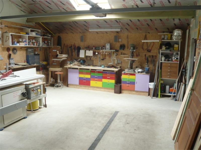 mon nouvel atelier Atelie10