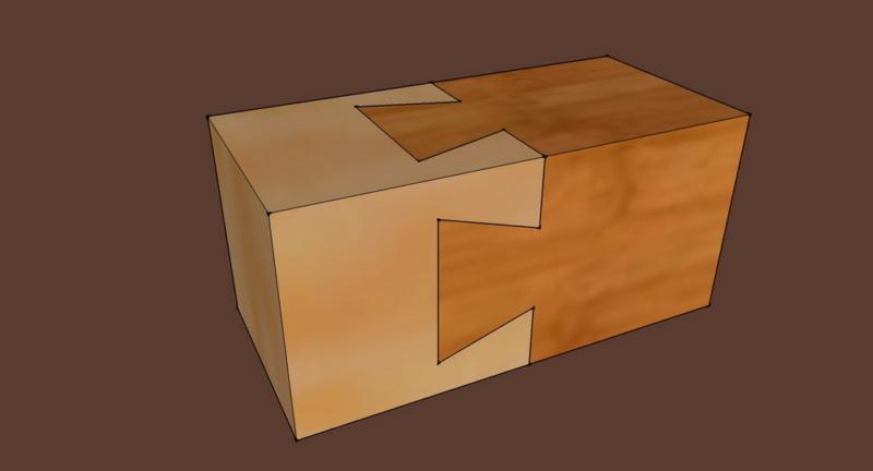 FABRICATION DE DEUX TABLES BASSES (pour les schtroumfs) - Page 5 Defi110