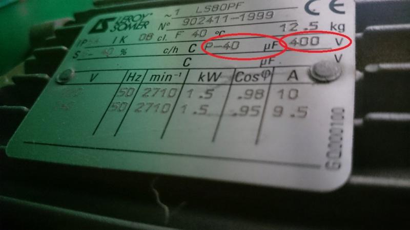 Condensateur fondu sur SAR lurem 400 Dsc_1610