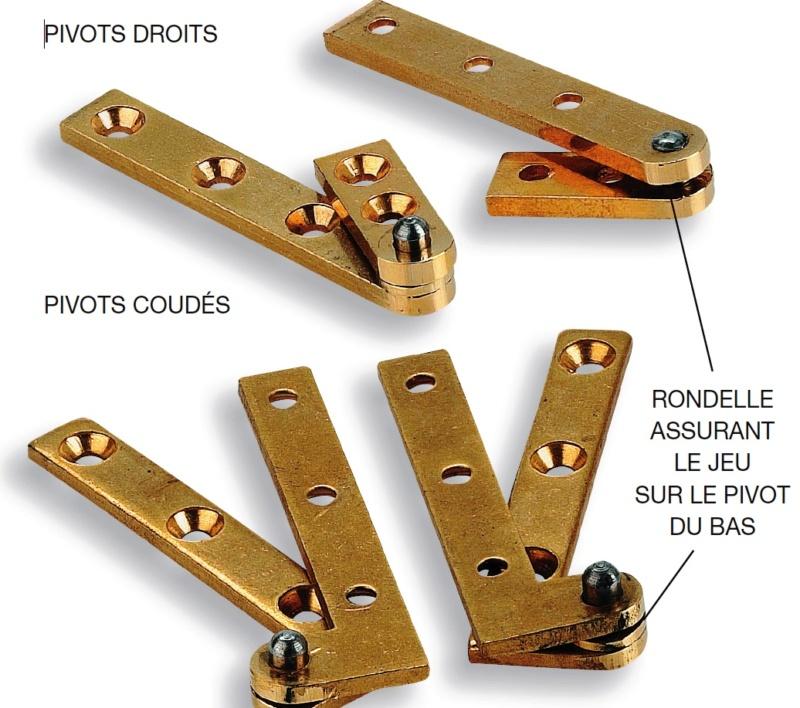 Aide choix et pose de pivot coudé  Pivots10