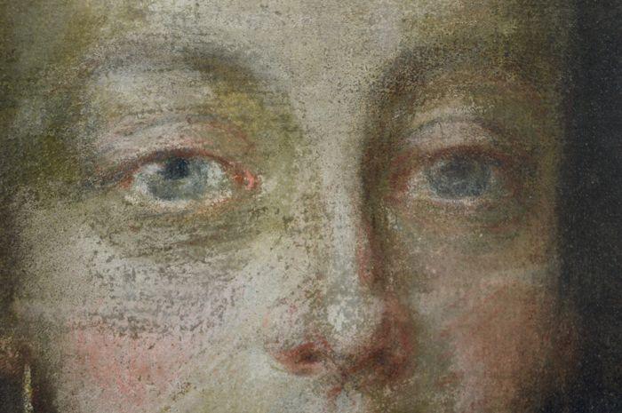 Portrait de la Reine Marie-Antoinette par Joseph Boze - Page 4 1d88d810