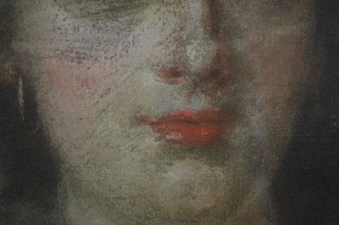 Portrait de la Reine Marie-Antoinette par Joseph Boze - Page 4 Ba753f10