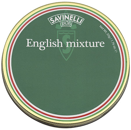Savinelli [ Kolhase, Kopp & Co ], English Mixture [ Bur / VA / LA ] 003-4010