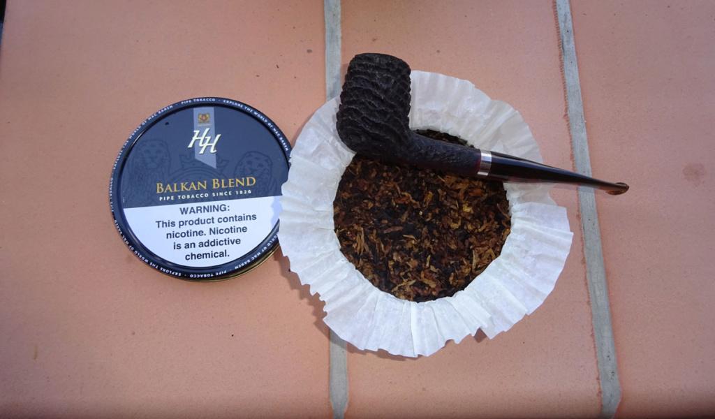 Mac Baren, HH Vintage Latakia = HH Balkan Blend (USA). Premières impressions Hh-bb-10