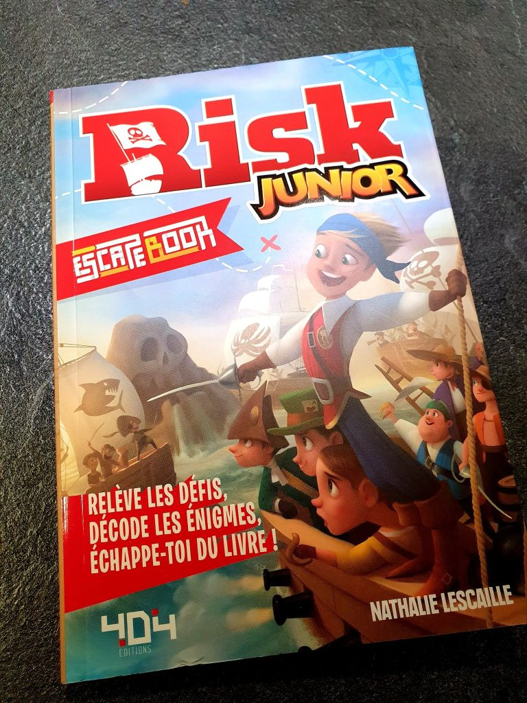 Escape Book 13 - Risk : Pour l'Empereur ! 111110