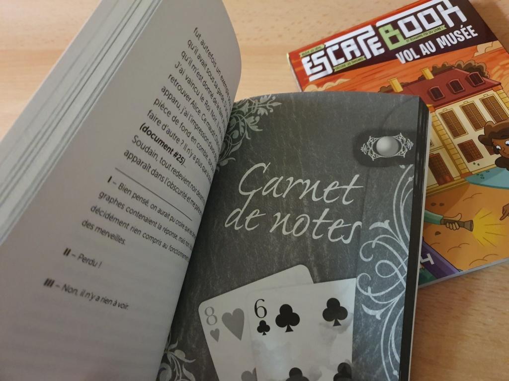 Escape Book 09 - Le Pays des Merveilles 20190910