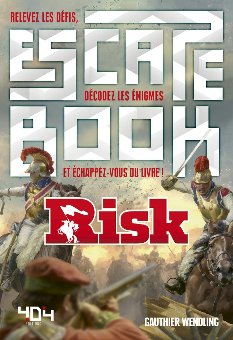 Escape Book 13 - Risk : Pour l'Empereur ! 616uyh10