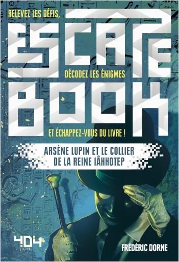 Escape Book 11 - Arsène Lupin et le collier de la Reine... 97910311