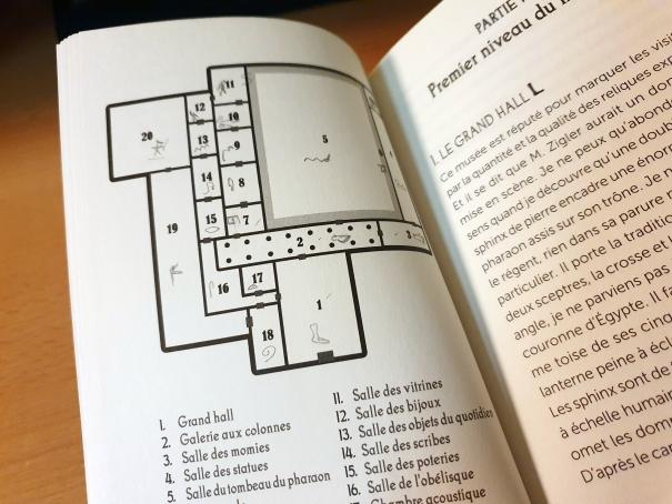 Escape Book 11 - Arsène Lupin et le collier de la Reine... Arszon11