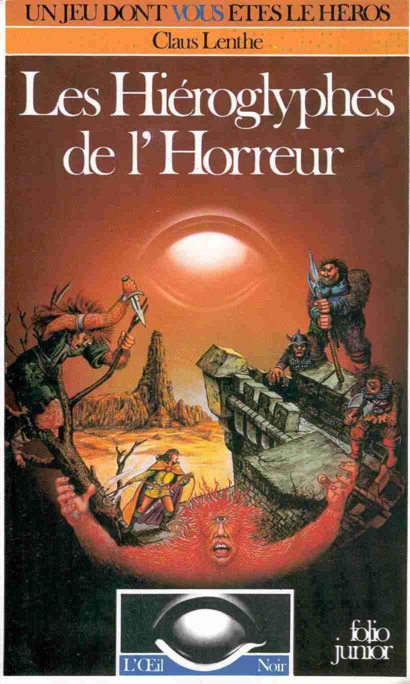 14 - Les Hiéroglyphes de l'horreur Couver13