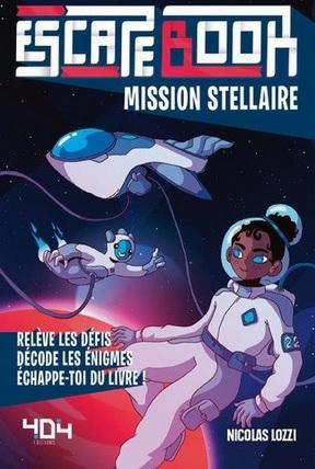 Escape Book Junior Mission Stellaire Couver18