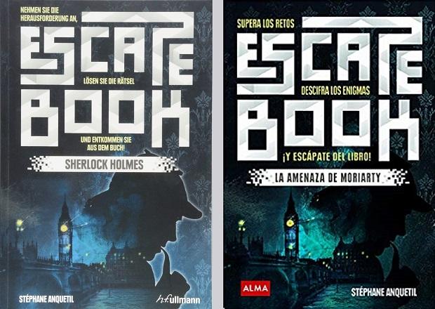 Escape Book 04 - Le Piège de Moriarty Deutsc10