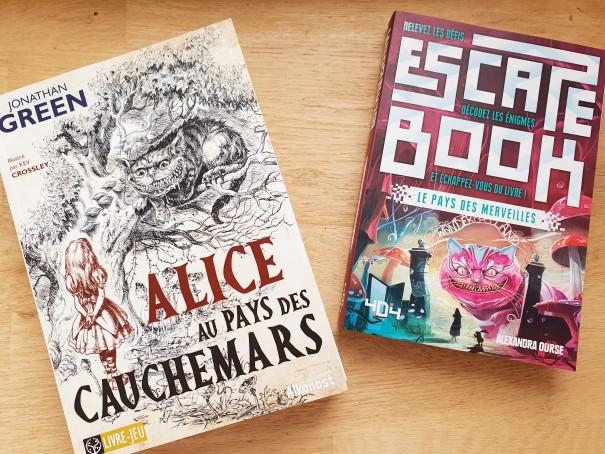 Alice au Pays des Cauchemars - Page 2 Deux_c11