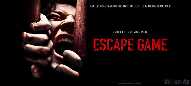 Nos critiques cinéma - Page 6 Escape10