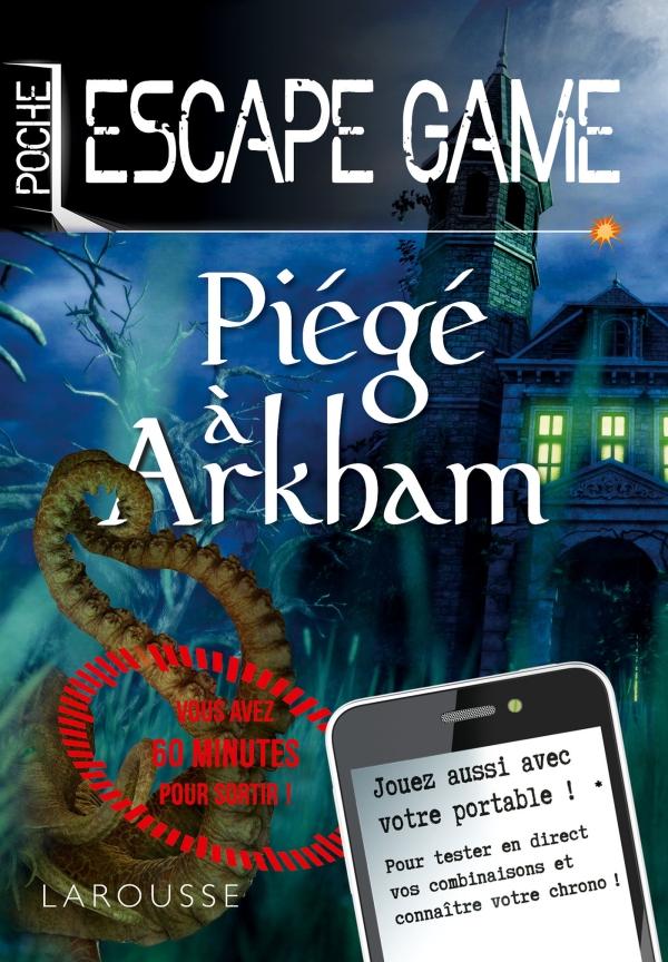 Escape Game Poche - Piégé à Arkham Piege10