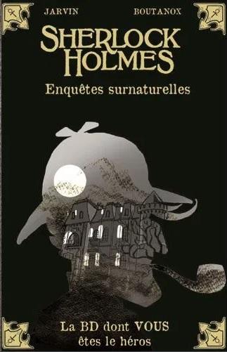 [Makaka] Sherlock Holmes : Enquêtes surnaturelles Sss10