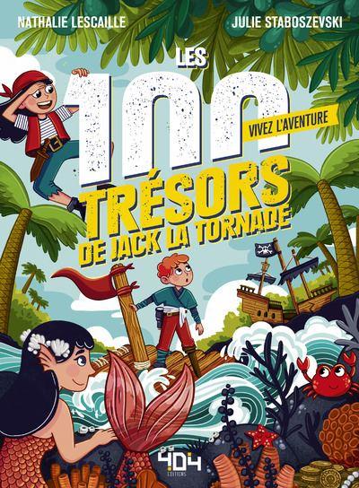 Vivez l'Aventure - Les 100 Trésors de Jack la Tornade Vivez-10