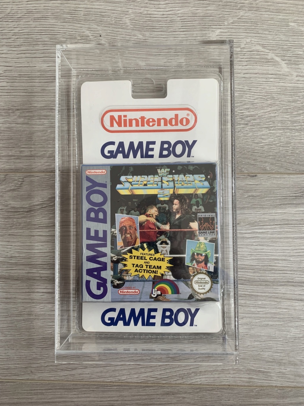 Collection Blisters Rigides Game Boy 10405b10