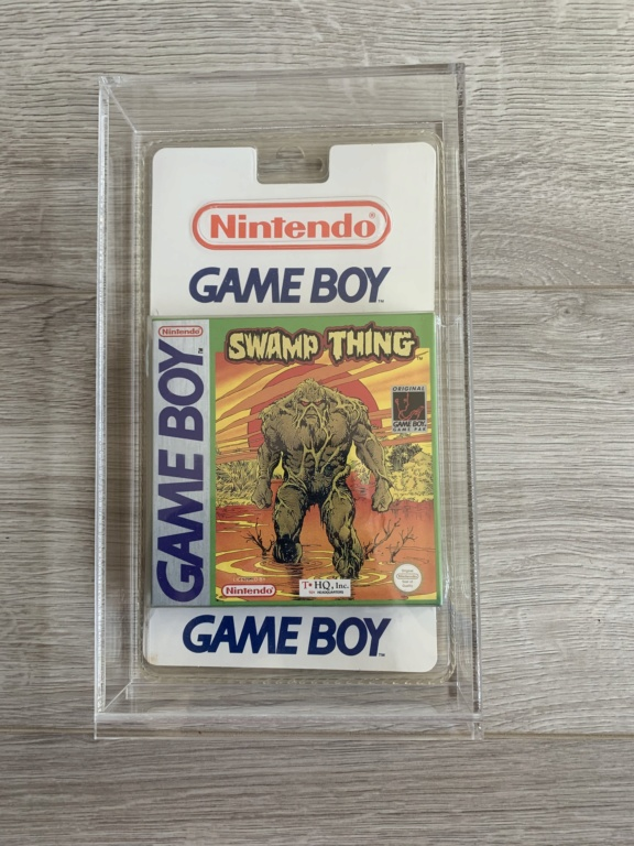 Collection Blisters Rigides Game Boy 13106910