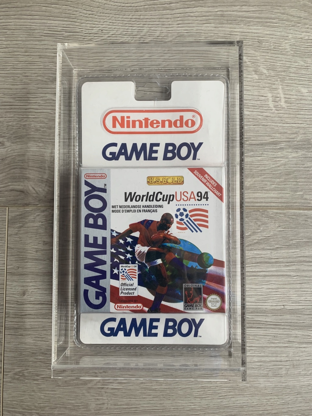 Collection Blisters Rigides Game Boy 185f6310
