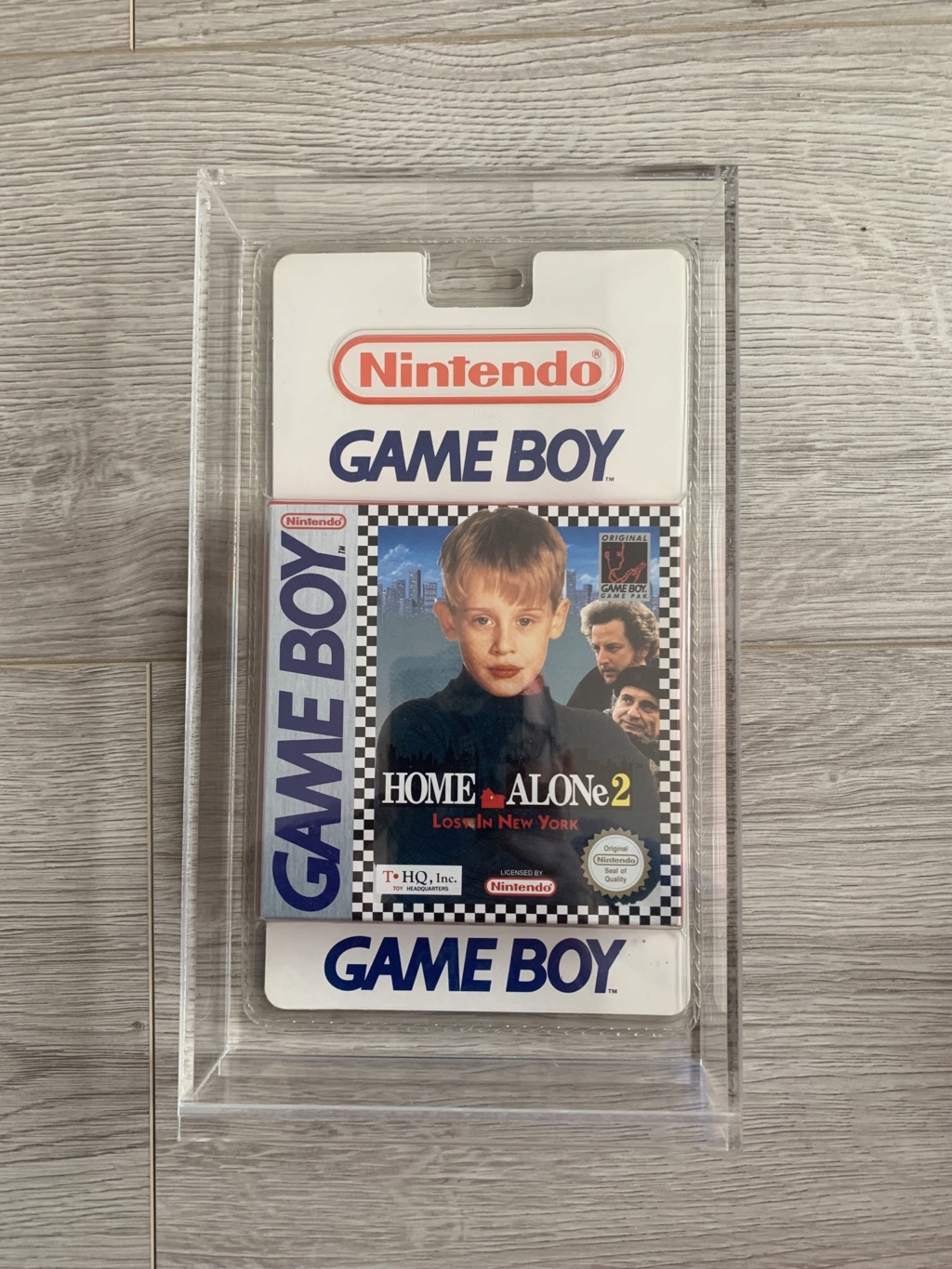 Collection Blisters Rigides Game Boy 287de210