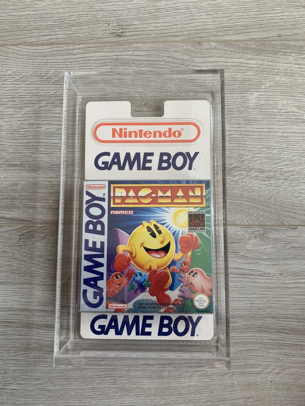 Collection Blisters Rigides Game Boy 37d15410