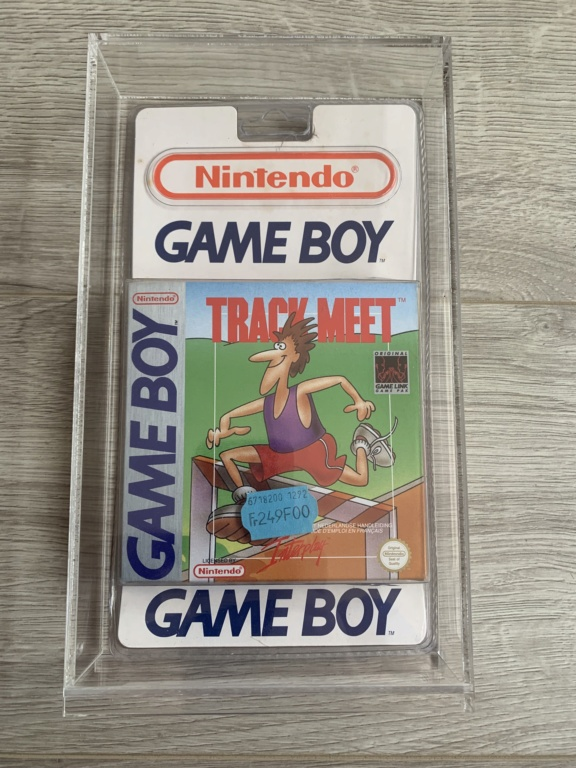 Collection Blisters Rigides Game Boy 3f9ca610