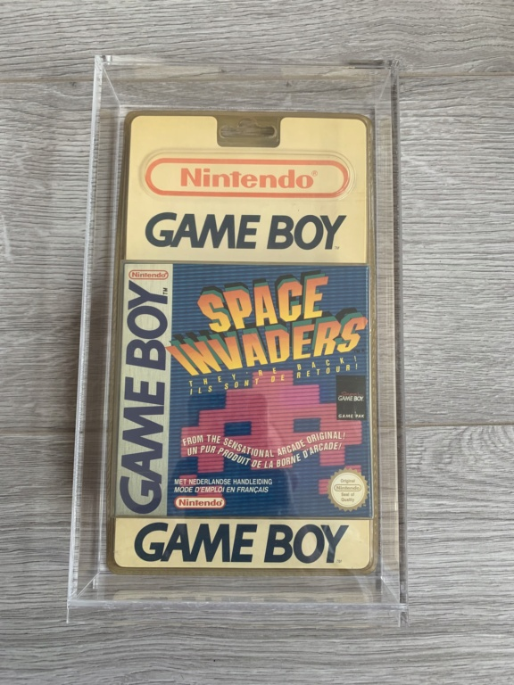 Collection Blisters Rigides Game Boy B2ccaa10