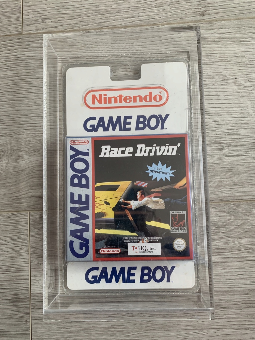 Collection Blisters Rigides Game Boy B6397710
