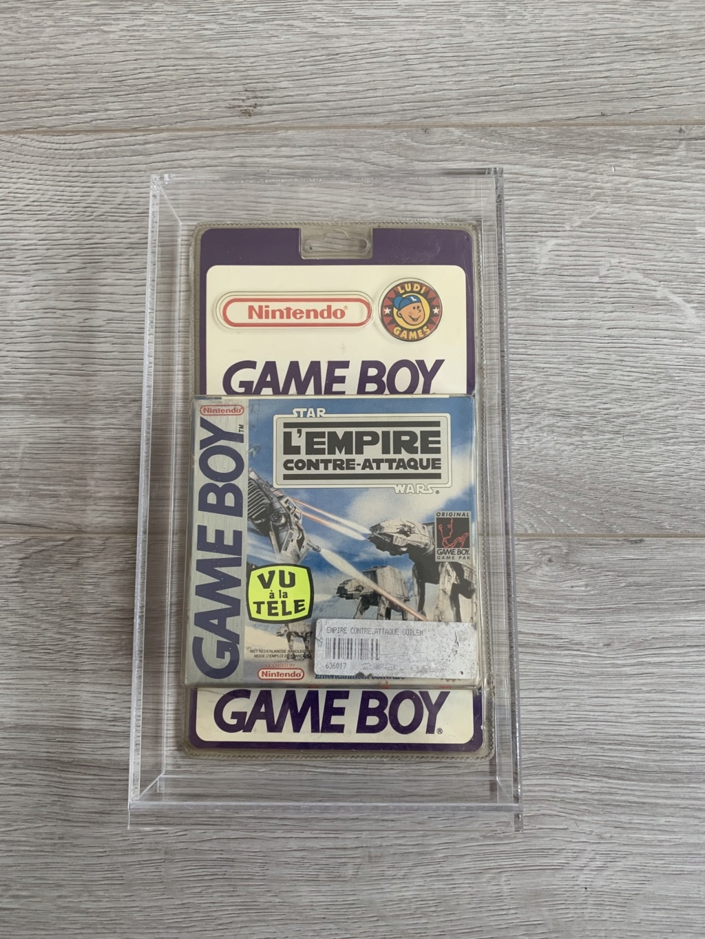 Collection Blisters Rigides Game Boy C77e0c10