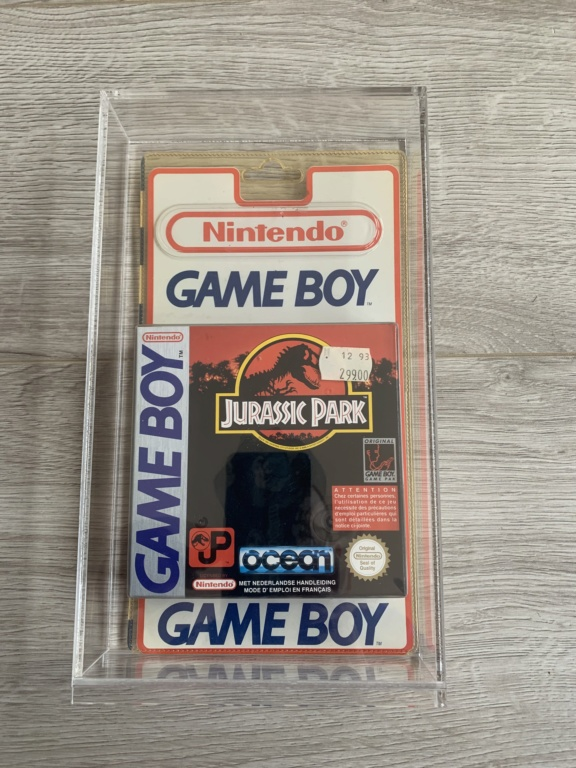 Collection Blisters Rigides Game Boy D3feb210