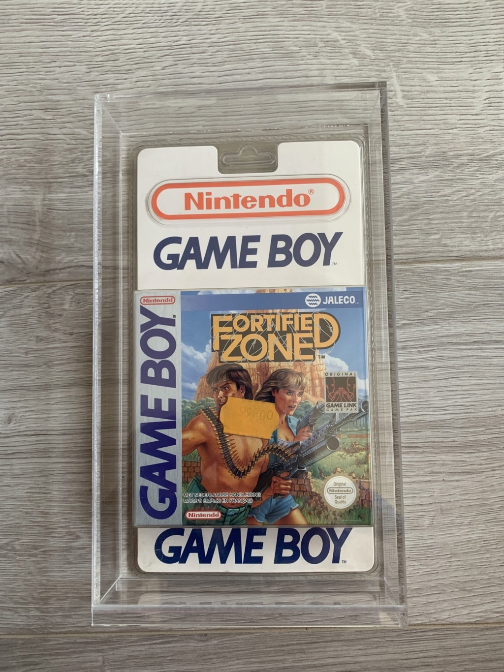 Collection Blisters Rigides Game Boy D8aed810