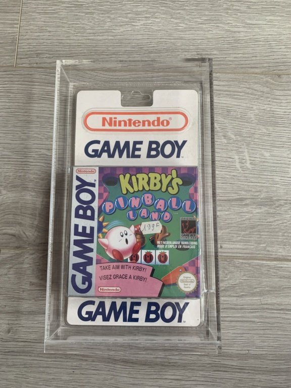 Collection Blisters Rigides Game Boy F47b2510