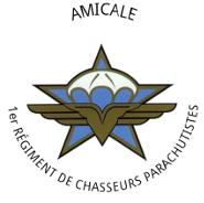 Accès à l'Amicale du 1er RCP Logo_j10