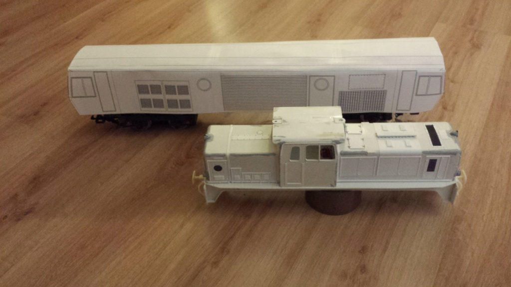 Locomotora 254 FGC 20160911