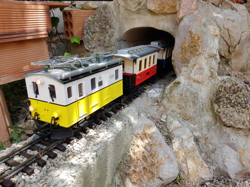 Transformació locomotora cremallera LGB  20180721